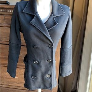 James Perse double breasted jacket blazer